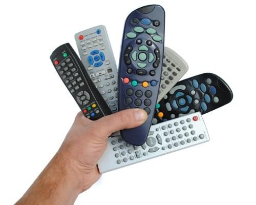 Чистка дистанционного пульта от телевизора от жирного налета