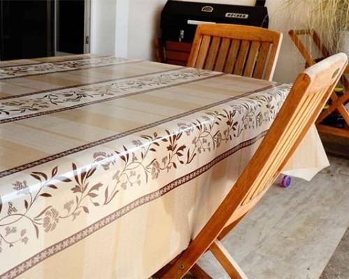 Как избавиться от запахов новой клеенки для стола