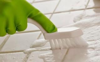 Эффективные методы очистки межплиточных швов