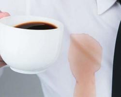 Эффективные способы в борьбе с кофейными пятнами