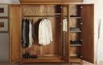 Как бороться с неприятным запахом в шкафу