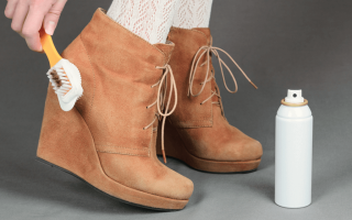 Можно ли постирать обувь из замша в домашних условиях