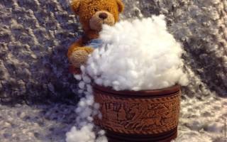 Как стирать вещи из холлофайбера в домашних условиях