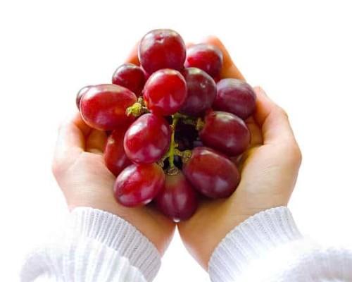 Чем отмыть руки, одежду и мебель от винограда и его сока