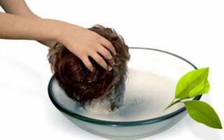 Стирка париков из натуральных и искусственных волос