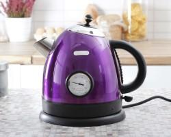 Как устранить в чайнике накипь