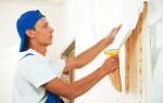 Способы быстрого снятия старых обоев со стен