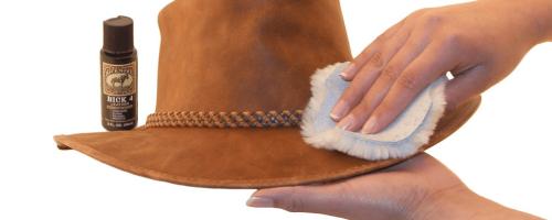 Способы чистки фетровой шляпы в домашних условиях