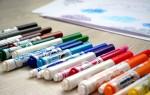 Способы очистки маркера