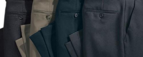 Способы стирки брюк: в стиральной машинке и вручную