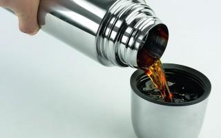 Эффективные средства для очистки термоса от налета и удаления запаха