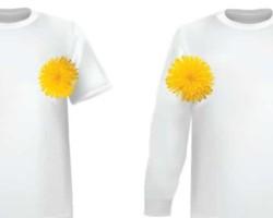 Эффективные способы удаления желтых пятен подмышками на белой одежде