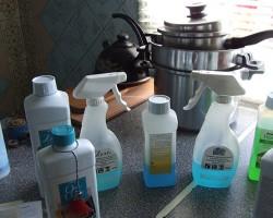 Способы очистки алюминия от окисления на дому