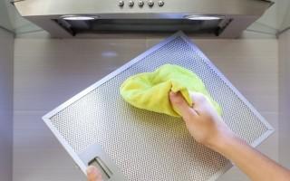Чем можно отмыть решетку кухонной вытяжки