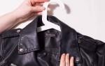Как ухаживать за кожаными куртками в домашних условиях