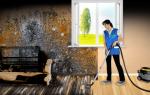 Как отмыть сажу и копоть с одежды и прочих поверхностей