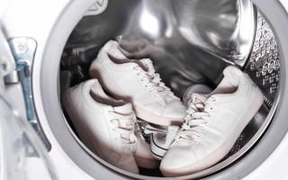 Как правильно в стиральной машине стирать кроссовки
