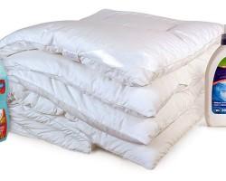 Особенности стирки одеял с различными наполнителями
