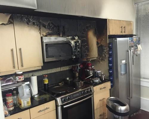 Способы устранения запаха пожара в помещении