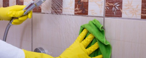 Чистка плитки после ремонта: отмываем клей, шпаклевку, краску и грунтовку