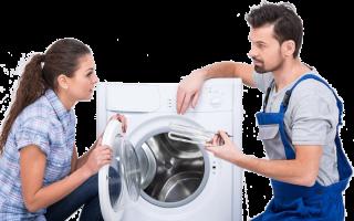 Устранение накипи, плесени и налета в стиральной машине