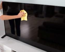 Уход за жидкокристаллическим телевизором