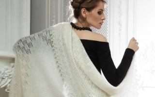 Как в домашних условиях стирать пуховый платок