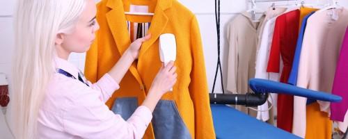 Как почистить воротник, манжеты и локти пиджака без стирки