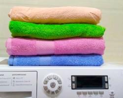 Как правильно стирать полотенца с махрой чтоб они еще долго оставались мягкими и пушистыми