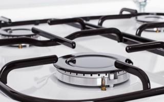 Уход за решеткой газовой плиты