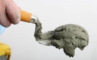 Способы очистки различных поверхностей от цемента
