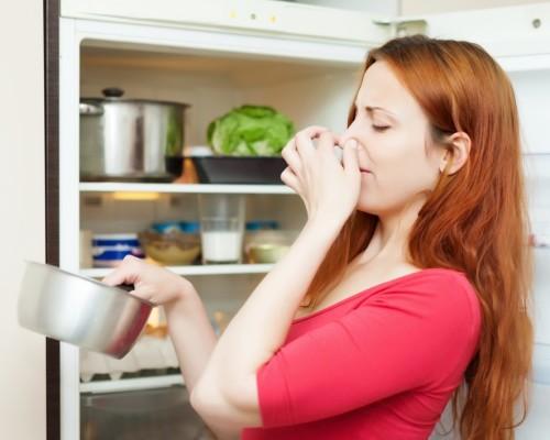 Способы устранения неприятного запаха из холодильника