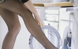 Можно ли стирать капроновые чулки и колготки в стиральной машине