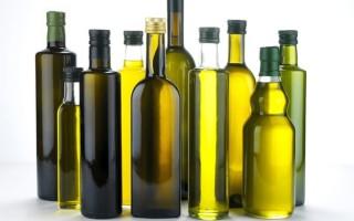 Как вымыть бутыль после масла