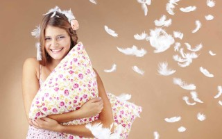 Чистка и сушка перьевых подушек