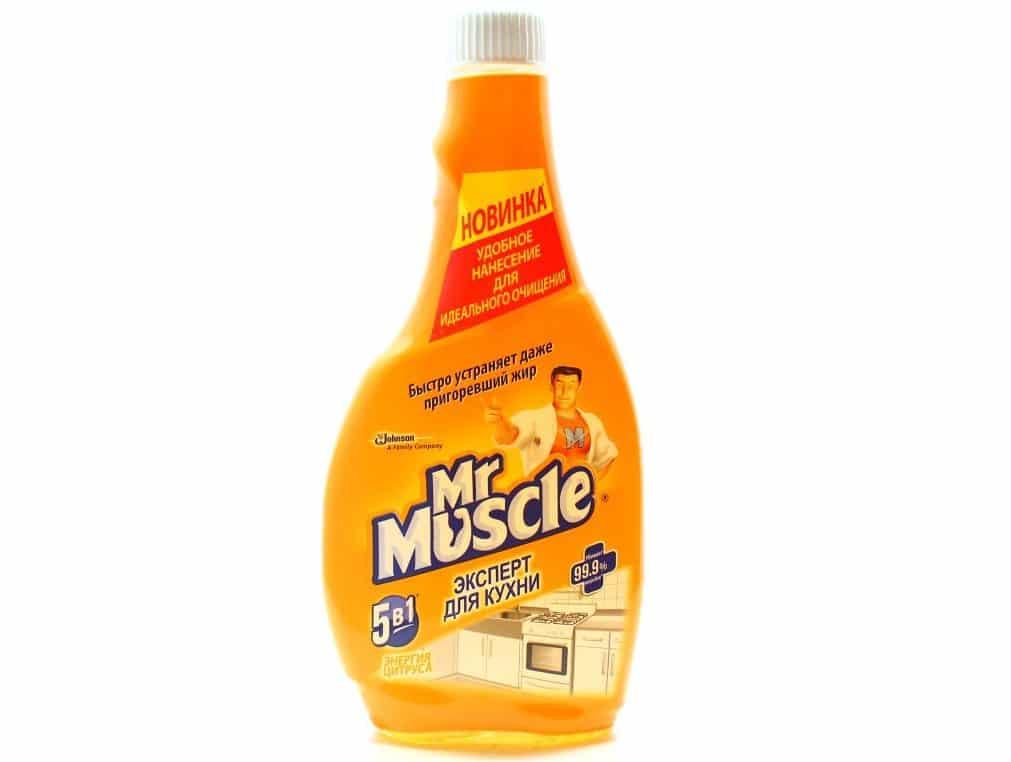 Mr. Muscle®Эксперт для чистки духовок