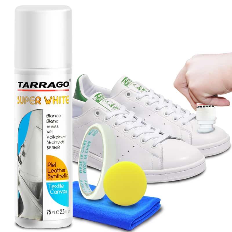 Средство для мытья белой обуви