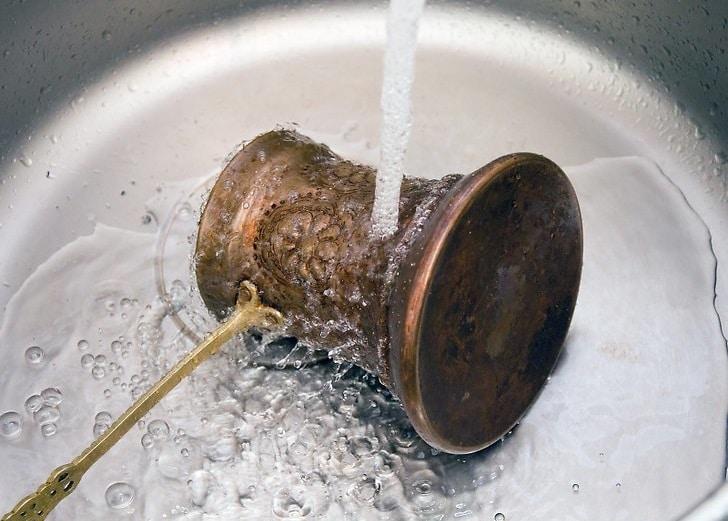 Как очистить латунь от окиси в домашних условиях