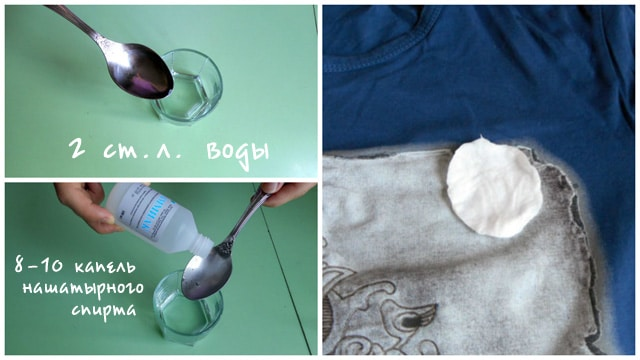 Как отмыть штрих