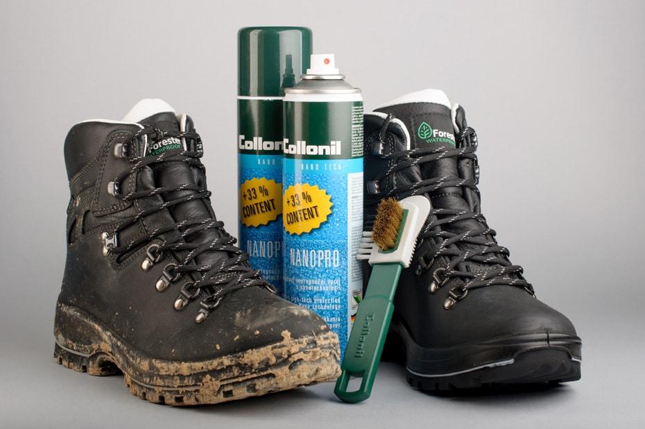 Как почистить нубуковую обувь в домашних условиях