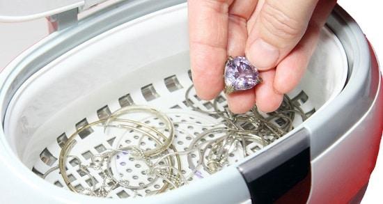 Как почистить серебро ультразвуком