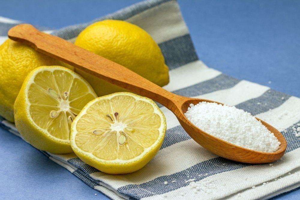 Как убрать запах из термоса соком лимона