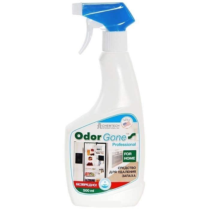 OdorGone Home удаляет запах краски