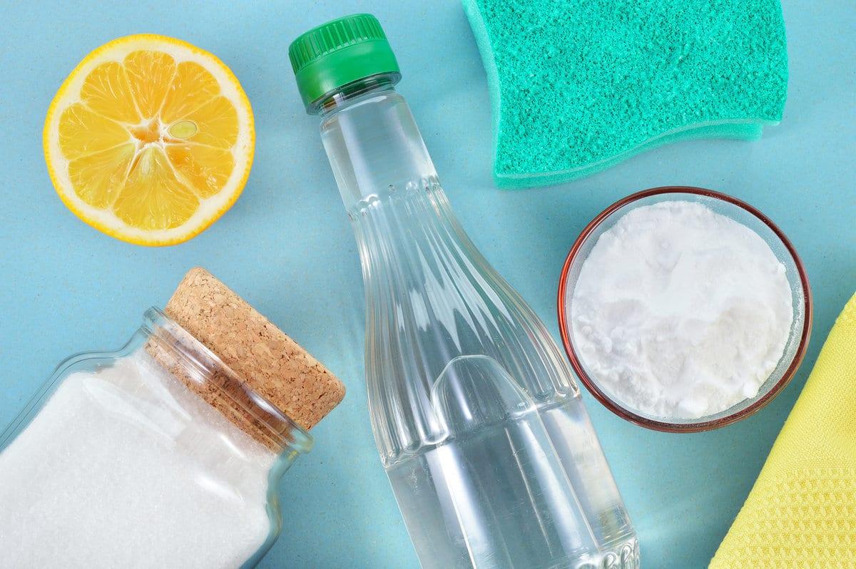 Как отмыть акриловую ванну лимоном