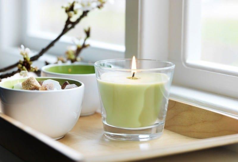 Как избавиться от запаха гари после пожара аромасвечами