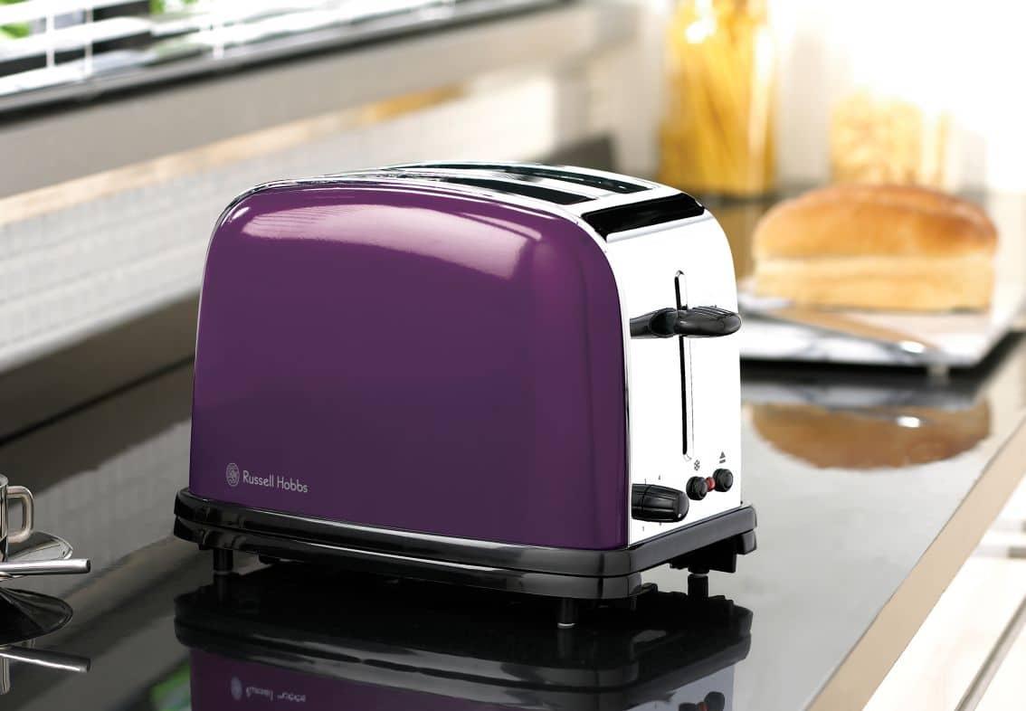 Как почистить тостер