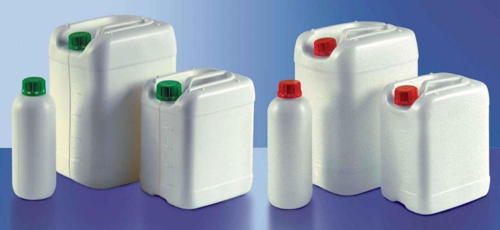 Пластиковые канистры для воды