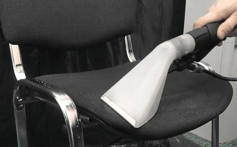 Тканевая обивка стула
