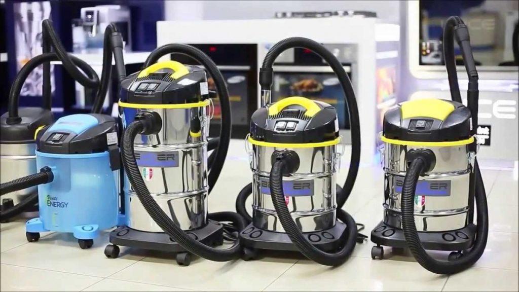 Техника для уборки строительной пыли