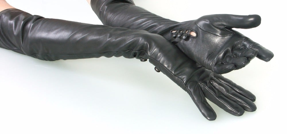 Стирка кожаных перчаток